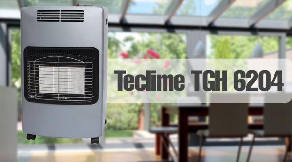 Piecyk Gazowo Elektro TecLime TGH 6204 5 9 kW P4  4353060709  oficjalne arc  -> Allegro Kuchnie Gazowo Elektryczne Uzywane
